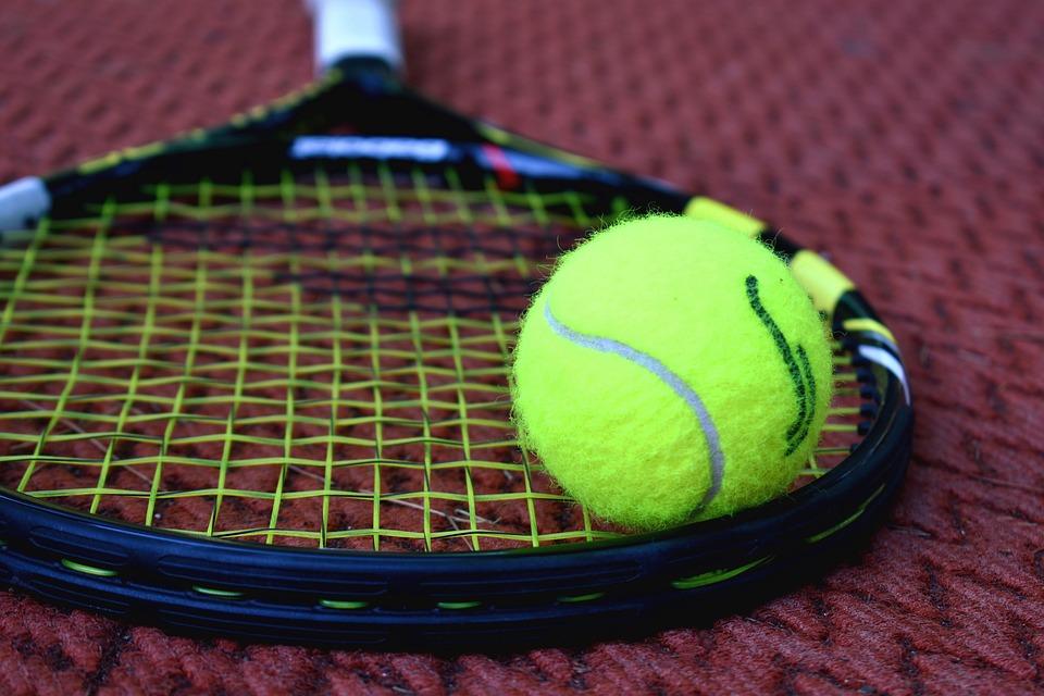 Как играть в большой теннис